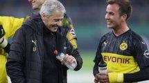 BVB | Una vía en Italia para Mario Götze