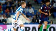 Real Madrid | Martin Odegaard echará una mano en la búsqueda de delantero