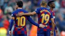 El deseo de Martin Braithwaite en el FC Barcelona