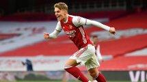 La distinción de Martin Odegaard entre Real Madrid y Arsenal