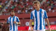 El Real Madrid tiene una oferta de 5 M€ por la cesión de Martin Odegaard