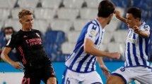 Un giro inesperado en el futuro de Martin Odegaard en el Real Madrid