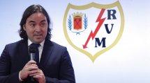 El Rayo Vallecano anuncia otra incorporación