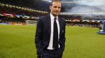 El Real Madrid contacta con Massimiliano Allegri