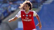 El Arsenal cede a Matteo Guendouzi