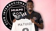 Investigan el fichaje de Blaise Matuidi por el Inter Miami