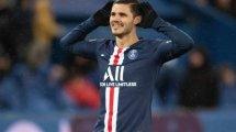 Mauro Icardi busca un nuevo destino lejos de PSG e Inter de Milán
