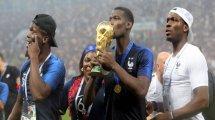 El Inter de Milán quiere alejar a Paul Pogba del Real Madrid