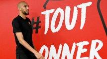 El voto de confianza del Rennes a Steven N'Zonzi