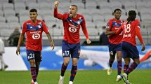 Ligue 1 | El Lille no falla ante el Niza y sigue líder