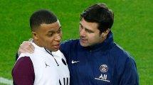 Liga de Campeones   Kylian Mbappé, ¿suplente en Manchester?