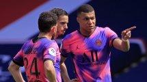 El PSG ya baraja un recambio para Kylian Mbappé