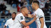 Ligue 1 | Achraf Hakimi brinda el triunfo al PSG con un doblete