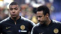 Nuevo escenario en el mercado para Kylian Mbappé y Neymar