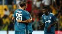 El Tottenham espía a 2 jugadores de la Juventus