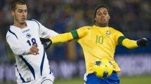 Ronaldinho suma un nuevo título... en la cárcel