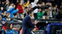 ¿Qué opciones baraja el Valencia para reforzar la zaga?