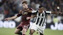 La Juventus tiene a un relevo para Alex Sandro en el punto de mira