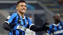 Inter de Milán | Se enreda el futuro de Alexis Sánchez