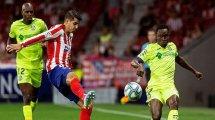 Álvaro Morata le da los 3 primeros puntos al Atlético