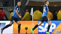 Andrej Kramaric, el goleador que mantiene la esperanza del Hoffenheim