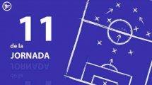 Liga | El equipo tipo de la jornada 21