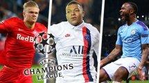 Liga de Campeones | El equipo tipo de la quinta jornada