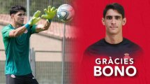 El Sevilla confirma la incorporación de Yassine Bounou