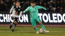 Real Madrid | Brahim Díaz no se rinde