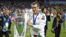 ¡El Real Madrid frena la salida de Gareth Bale a China!