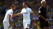 Chelsea | Ya surgen 2 vías en la Liga para César Azpilicueta