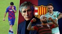 Diario de Fichajes | La revolución de Quique Setién en el FC Barcelona