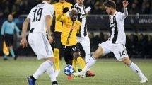El Manchester United se interesa por 2 zagueros de la Juventus