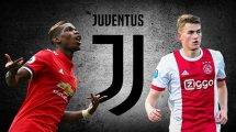 Diario de Fichajes   La Juventus de Turín no descarta a Paul Pogba y ultima los detalles de la operación por Matthijs de Ligt