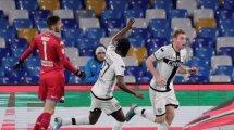 Serie A | El Parma amarga el debut de Gattuso con el Nápoles