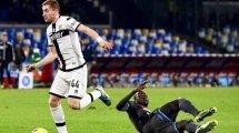 Las 2 víctimas que se cobrará en la Juventus el fichaje de Dejan Kulusevski