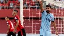 El Atlético de Madrid pone precio a Diego Costa