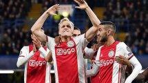 ¡Ya conocemos las alineaciones del Getafe - Ajax!