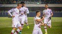 Serie A | El AC Milan noquea al Bolonia en el Renato Dall'Ara