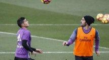 El doble objetivo del AC Milan en el Real Madrid