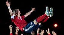 Bastian Schweinsteiger, una carrera de leyenda