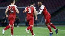 Europa League | Arsenal y Chelsea cumplen los pronósticos, el Eintracht Frankfurt remonta ante el Benfica