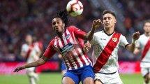 Atlético | Sitúan a Gelson Martins en la órbita del AC Milan