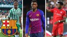 Diario de Fichajes | El FC Barcelona continúa posicionándose en el mercado de traspasos