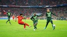 Bundesliga | El Bayern sufre para tumbar al Wolfsburgo; remontada del Leipzig