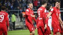 DFB Pokal | El Bayern Múnich sufre para remontar al Bochum