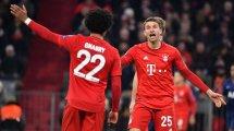 Liga de Campeones | El Bayern Múnich doblega al Tottenham, Olympiakos irá a Europa League