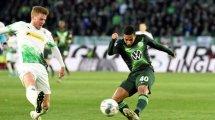Bundesliga | El Wolfsburgo sorprende al 'Gladbach'