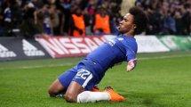 Chelsea   ¿Ha elegido Willian nuevo equipo?