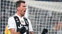 Acuerdo entre AC Milan y Mario Mandzukic para el mes de enero